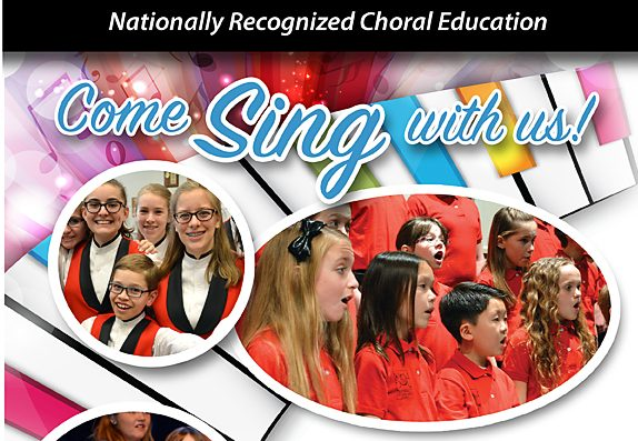 Open Enrollment for Capo, Cadenza and Choristers
