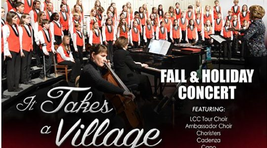 11/20/16 LCC Fall Concert @ Lawrence High School