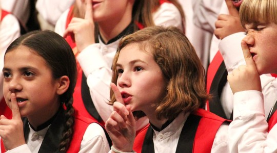 11/23/2014 Winter Concert at Lawrence High School, 3:30 PM